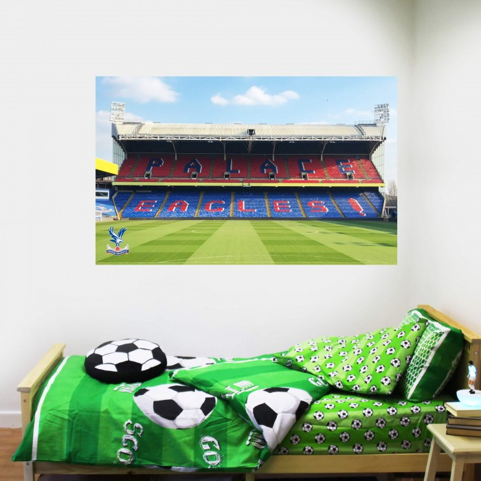 Holmesdale Stand Wall Sticker
