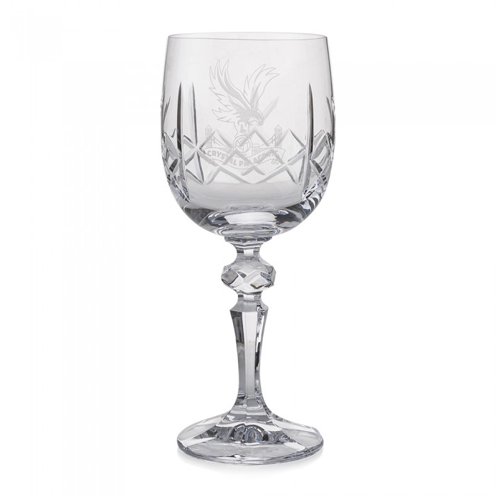 CPFC Crystal Wine Glass