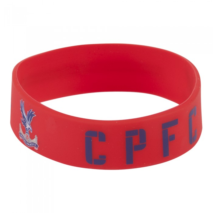 CPFC Silicone Band Red