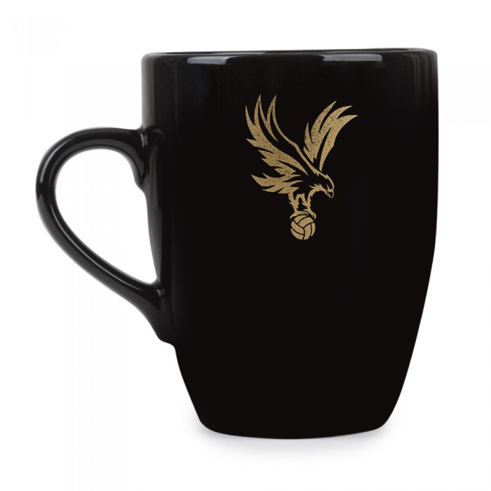 Gold Eagle Marrow Mug Black