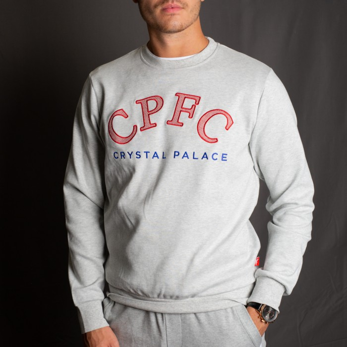 CPFC Curved Sweatshirt