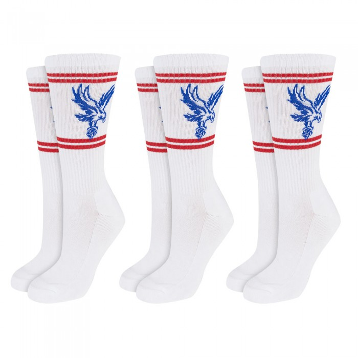 CPFC Sports Socks (3 Pack)