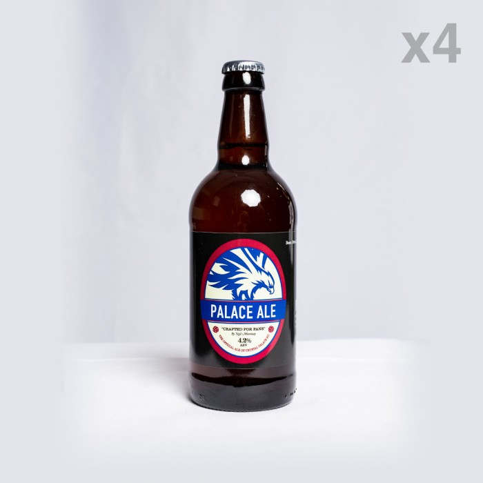 Palace Ale - 4 Bottle Box