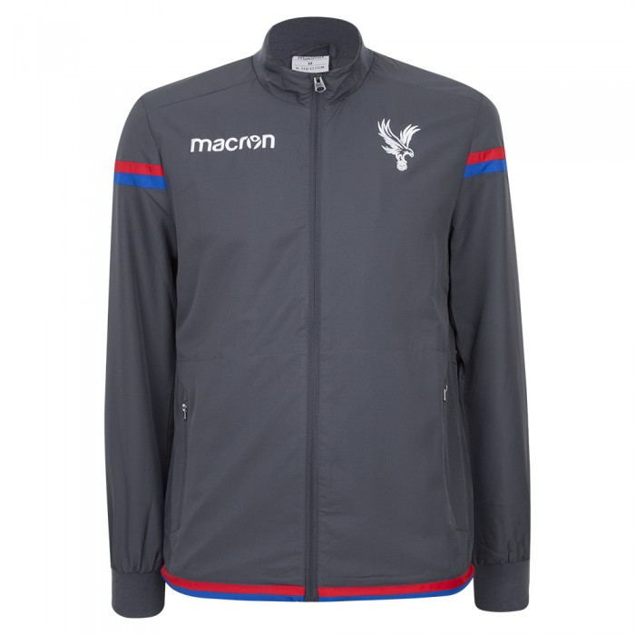17/18 Players Travel Track Jacket Youth