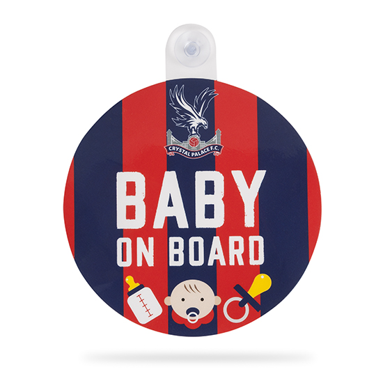 CPFC Baby on Board Sign