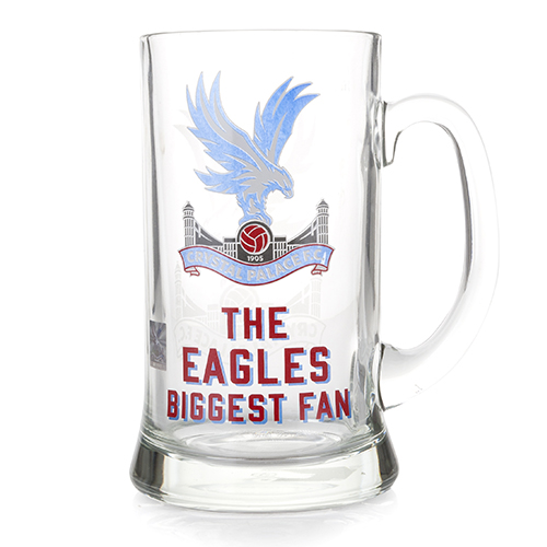CPFC Biggest Fan 2 Pint Tankard