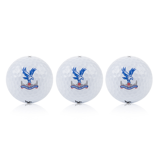 CPFC Golf Balls (Tube of 3)