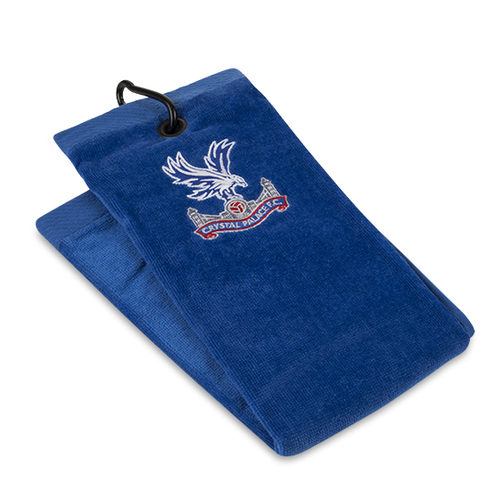 CPFC Golf Towel - Blue