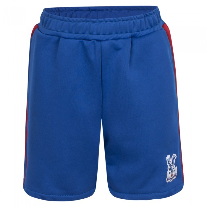 Crest Poly Fitness Shorts Youth