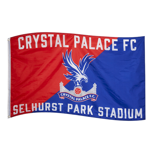 Crystal Palace F.C. Flag 5 x 3