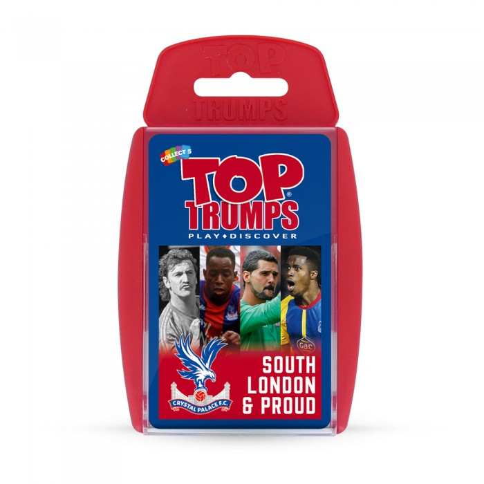 Crystal Palace F.C. Top Trumps