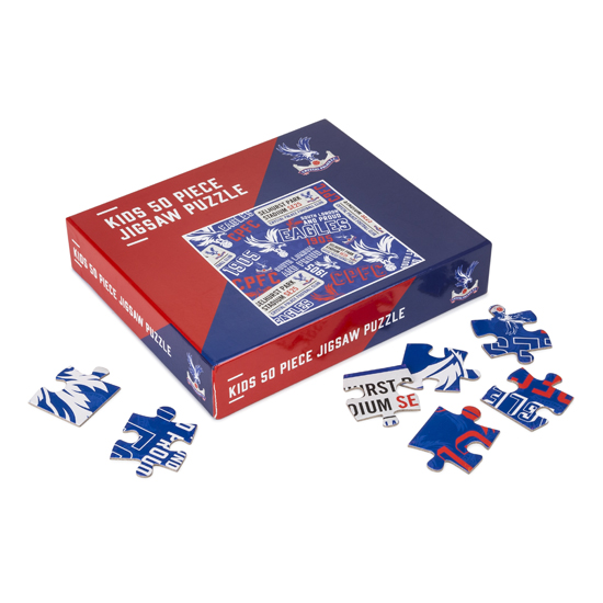 Crystal Palace Kids Jigsaw