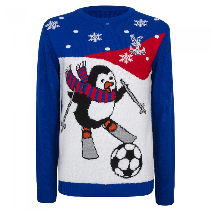 Crystal Palace Penguin Jumper Kids