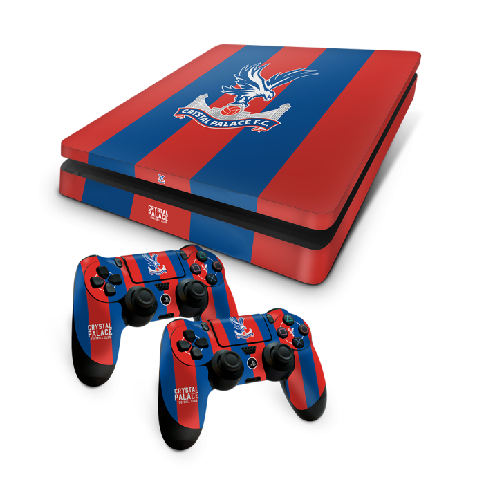 Crystal Palace PS4 Slim Skins Bundle Pack