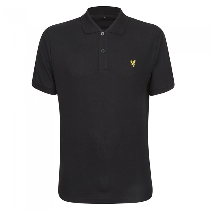 Eagle Core Polo Shirt Black