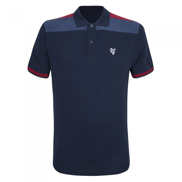 Eagle Toweling Polo Navy
